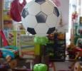 Ballon de foot hélium Anniversaire