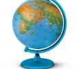 Globe Terrestre Arca Bleu 25 cm