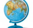 Globe Terrestre Bleu 25 cm