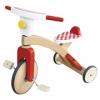 Tricycle bois course vélo