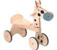 Trotteur porteur bois jasper toys