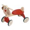 Trotteur porteur bois scratch bois chien