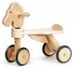 Trotteur porteur bois cheval
