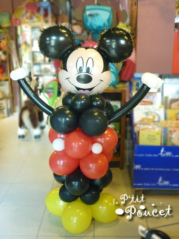 mickey ballon
