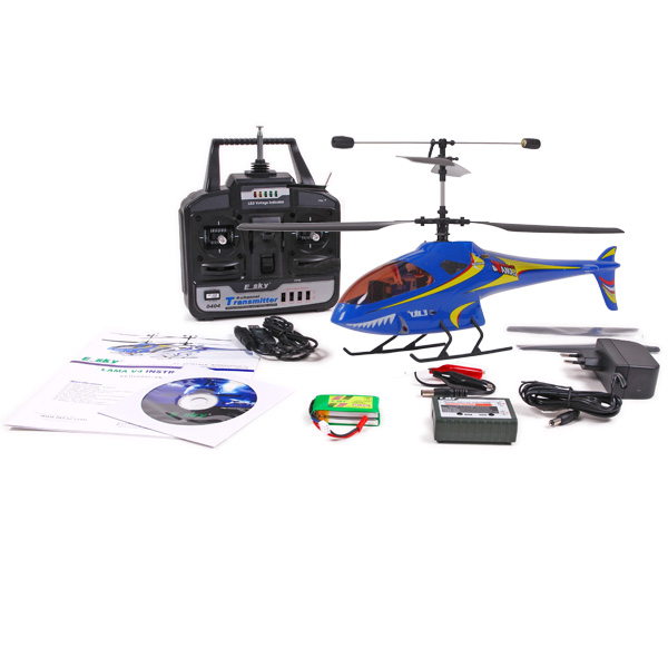 lama v4 rtf helicoptere destockage