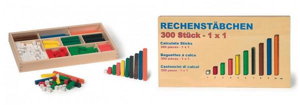 Réglettes Cuisnaire magasin belgique