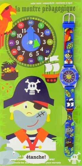 montre pirates