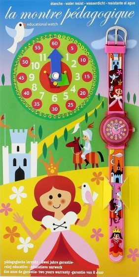 Montre pédagogique Baby Watch
