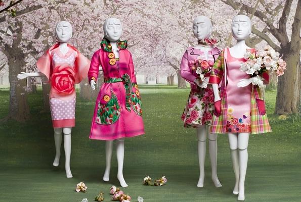 Pouppée vêtement couture roos productions collection le p'tit poucet