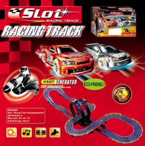 circuit slot racing
