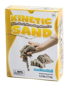 sable kinetic boite