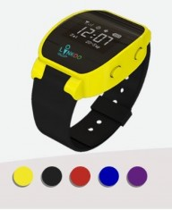 Montre couleur linkoo
