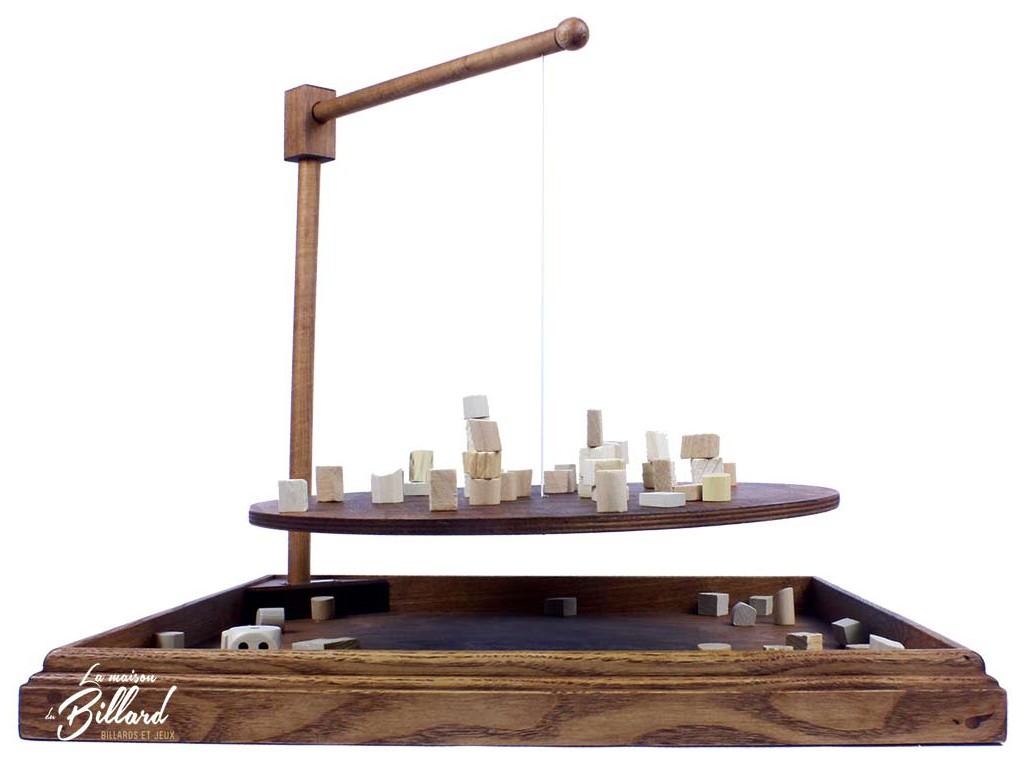 jeux d equilibre jeu en bois 2 le p 39 tit poucet. Black Bedroom Furniture Sets. Home Design Ideas