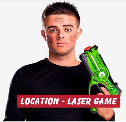 location laser game belgique hainaut soignies