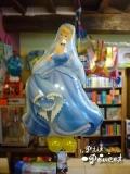 princesse bleue foil