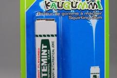 chewing gum eau